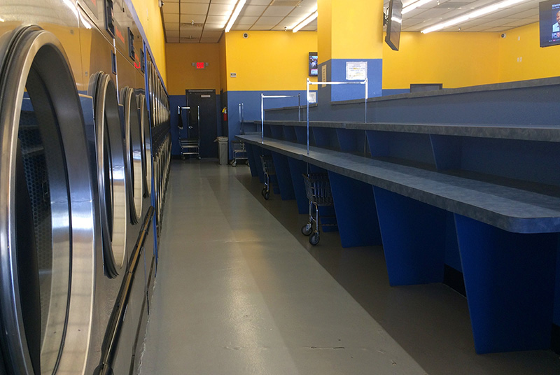 Las Vegas Coin Laundry Store - Self Service Laundry