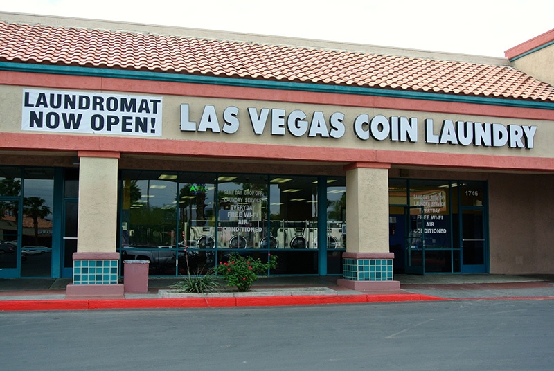 Las Vegas Coin Laundry E. Charleston